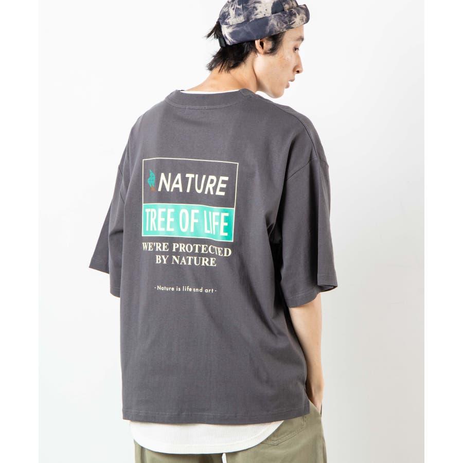 レトロロゴBIGTシャツ WE20AU07-M5002 22