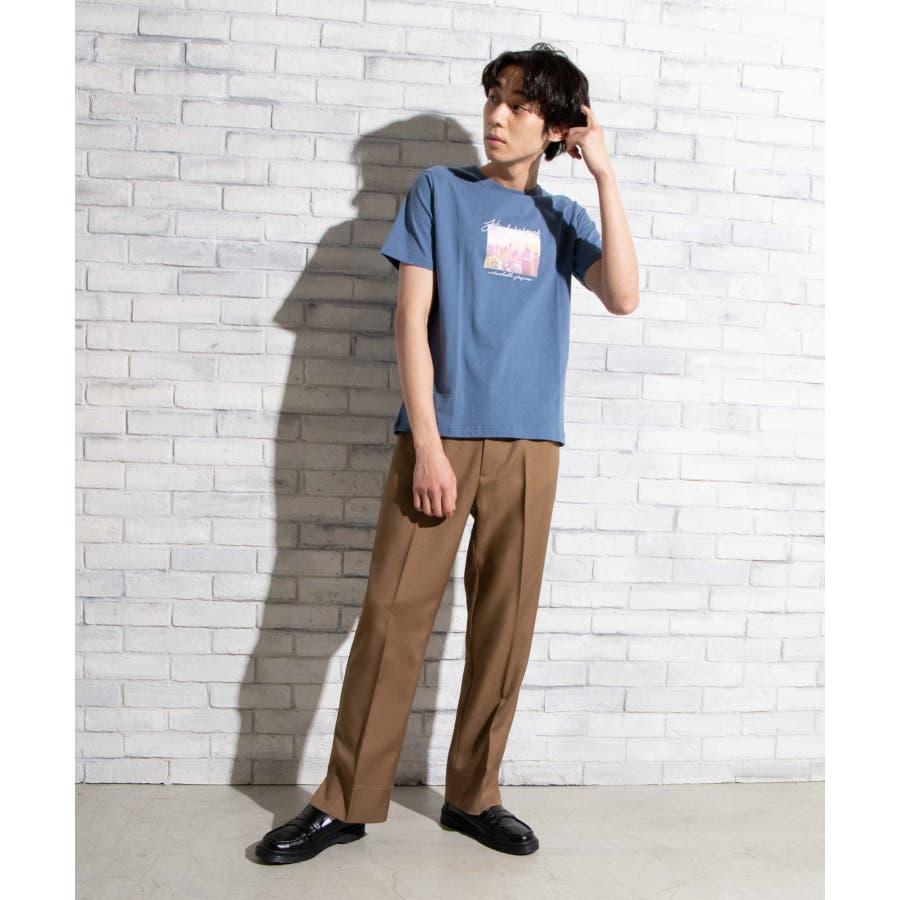 シティーフォトTシャツ WE20SM03-M2355 4