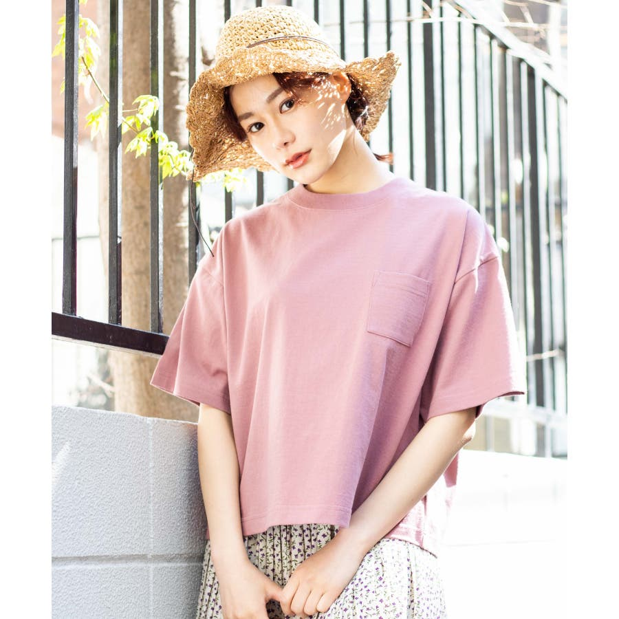 【WEB限定】USAコットンTシャツ WS20SM04-L1955 87