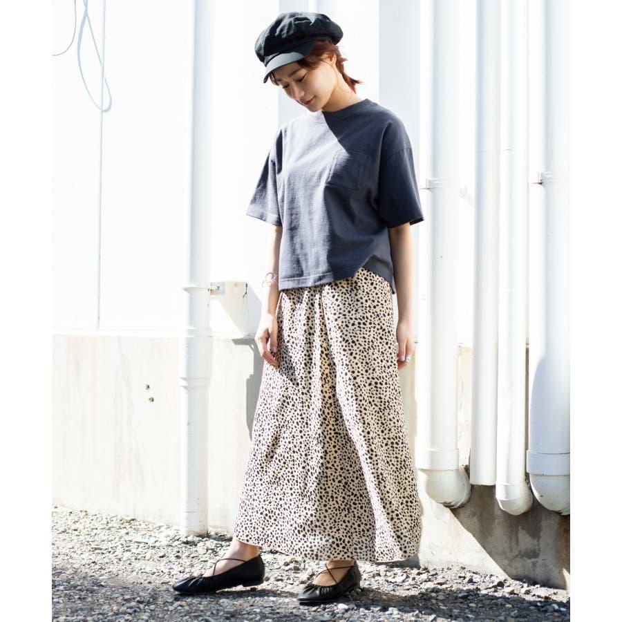 【WEB限定】USAコットンTシャツ WS20SM04-L1955 5