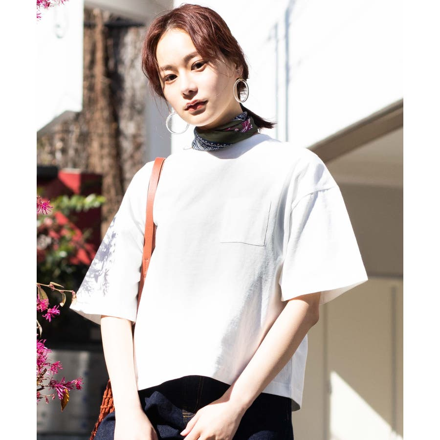 【WEB限定】USAコットンTシャツ WS20SM04-L1955 16