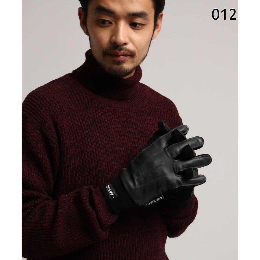 YY 羊皮 レザー 手袋 グローブ 5