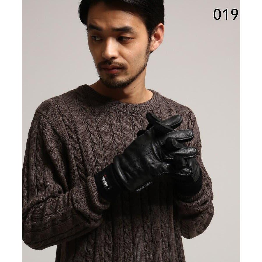 YY 羊皮 レザー 手袋 グローブ 6