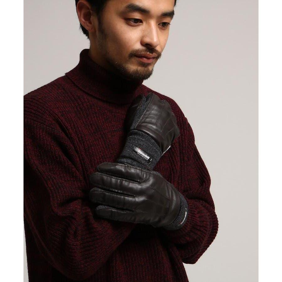 YY 羊皮 レザー 手袋 グローブ 7