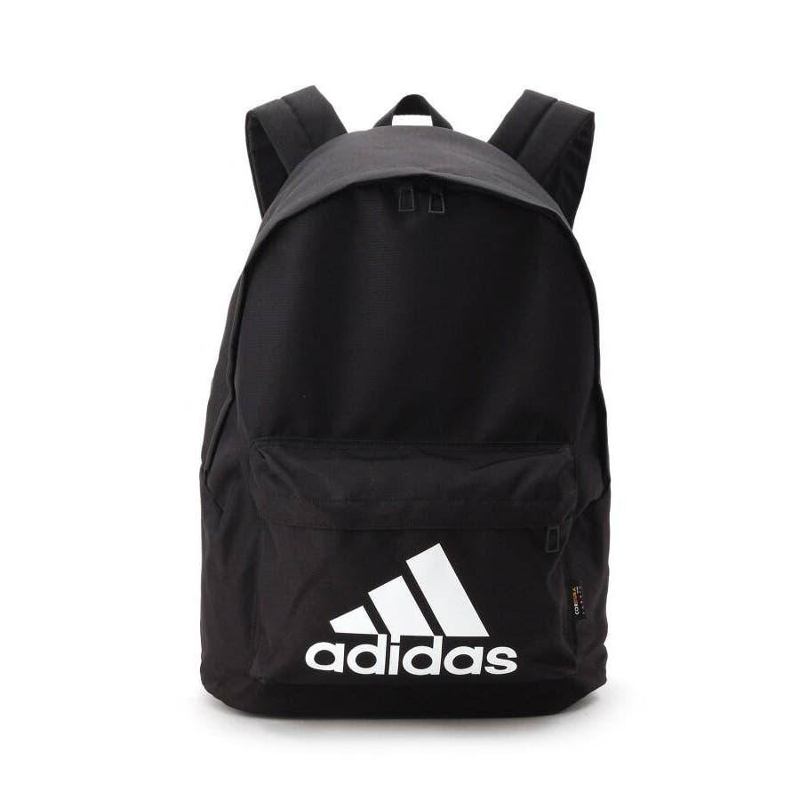 【adidas/アディダス】 ビッグロゴポリリュック 21
