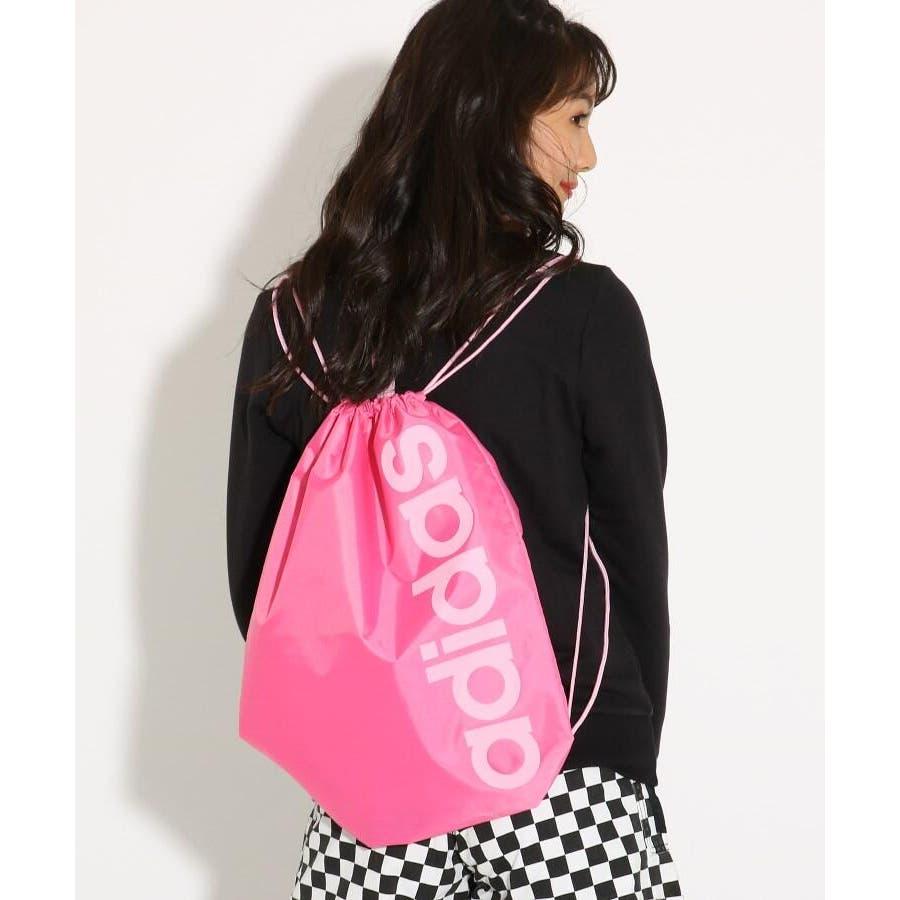 【adidas/アディダス】 ロゴナップサック 7