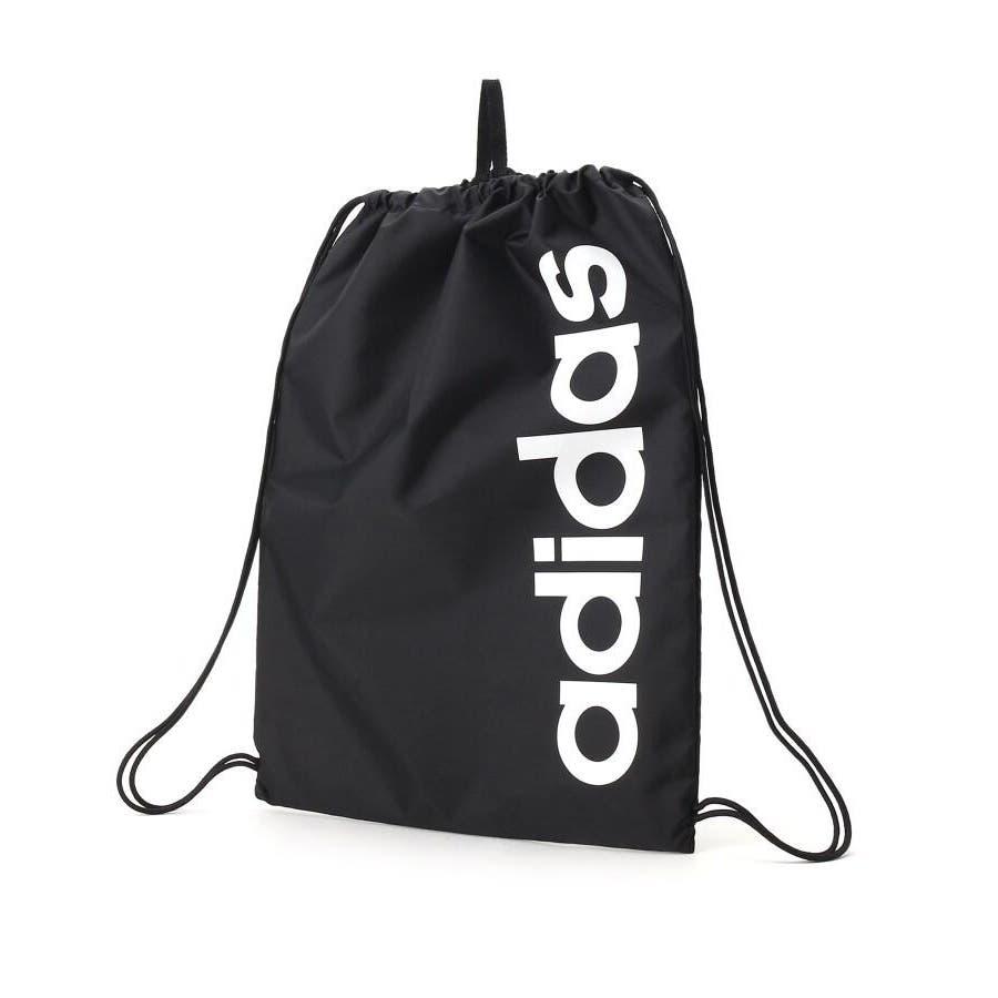 【adidas/アディダス】 ロゴナップサック 21