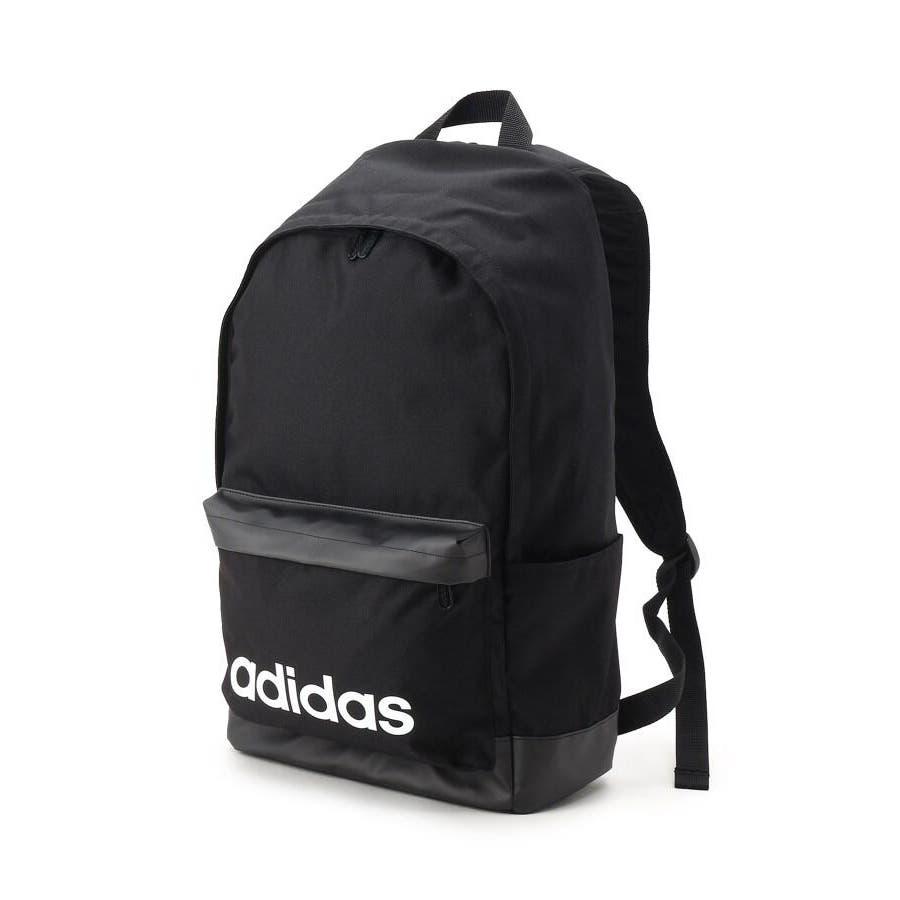 【adidas/アディダス】 シンプルロゴリュック 2