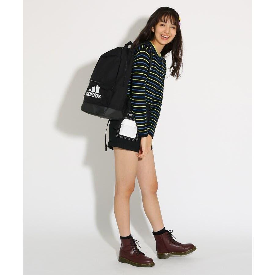 【adidas/アディダス】クラシックロゴリュック 8