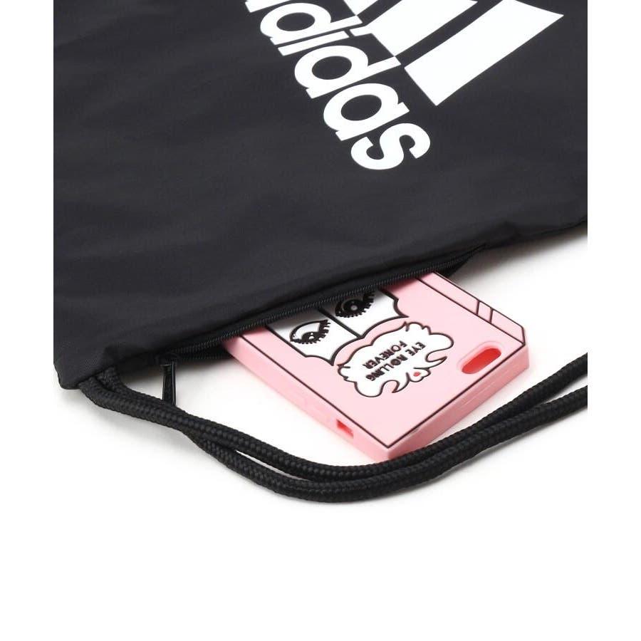 【adidas/アディダス】 ビッグロゴジムバッグ 7