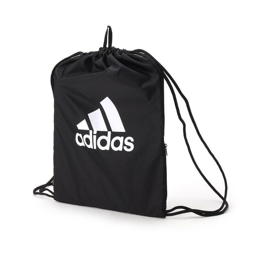 【adidas/アディダス】 ビッグロゴジムバッグ 21