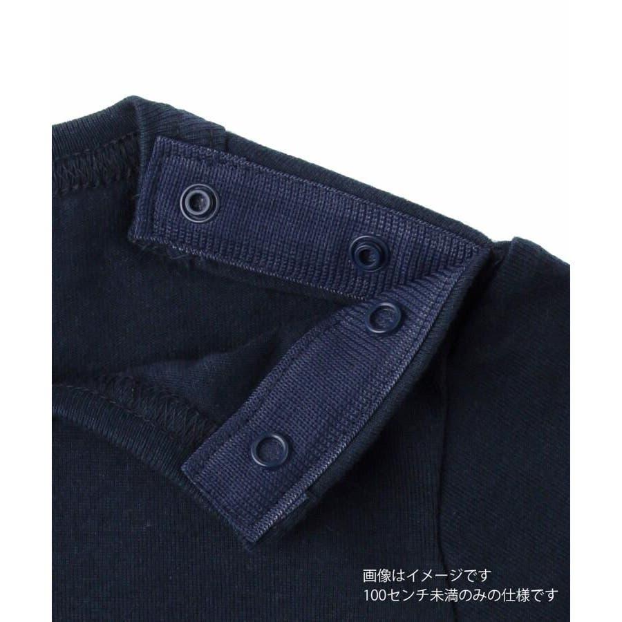 【90-140cm】恐竜プリントTシャツ 8