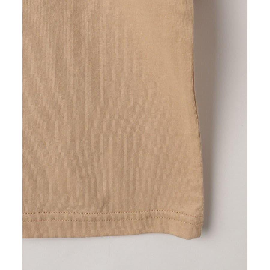【100-150cm】ぐるりロゴビッグTシャツ 5