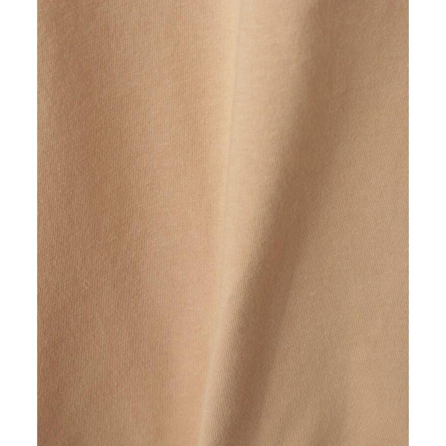 【100-150cm】ぐるりロゴビッグTシャツ 6