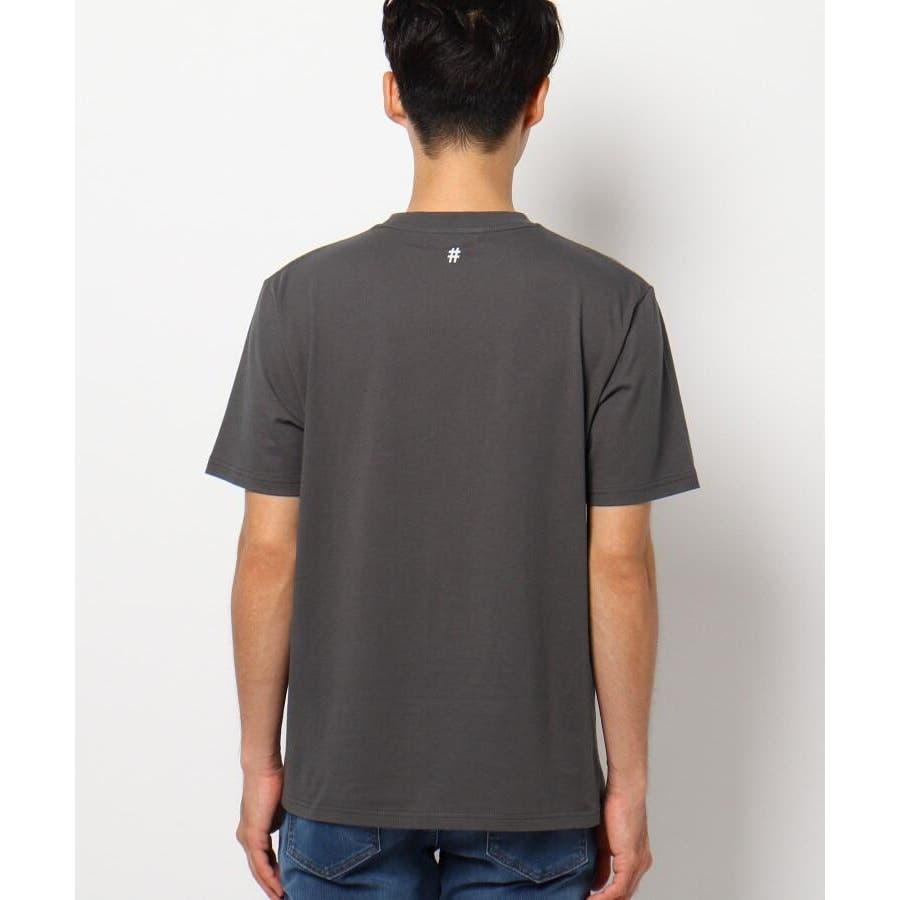 【日本財団チャリティー】#staypositive リサイクルコットンTシャツ 4