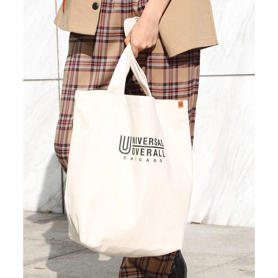 UNIVERSAL OVERALL/ユニバーサルオーバーオール別注キャンバストートバッグ/ユニセックスでおすすめ!! 1