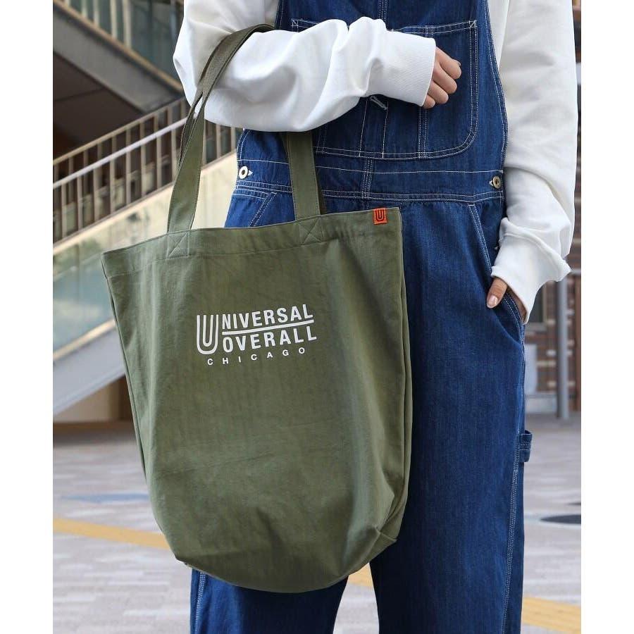 UNIVERSAL OVERALL/ユニバーサルオーバーオール別注キャンバストートバッグ/ユニセックスでおすすめ!! 6