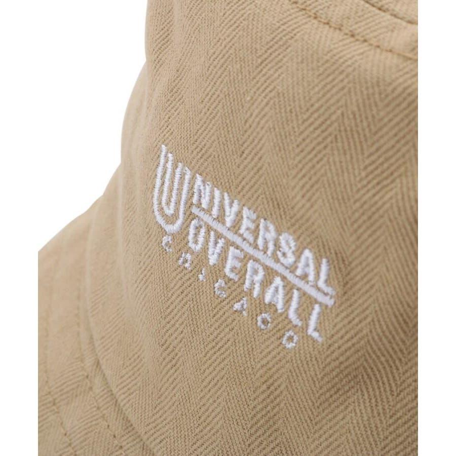 UNIVERSAL OVERALL/ユニバーサルオーバーオール別注バケットハット/ユニセックスでおすすめ!! 8