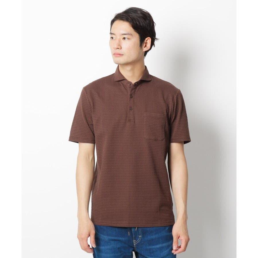 【クールビズ】サッカーポロシャツ 4