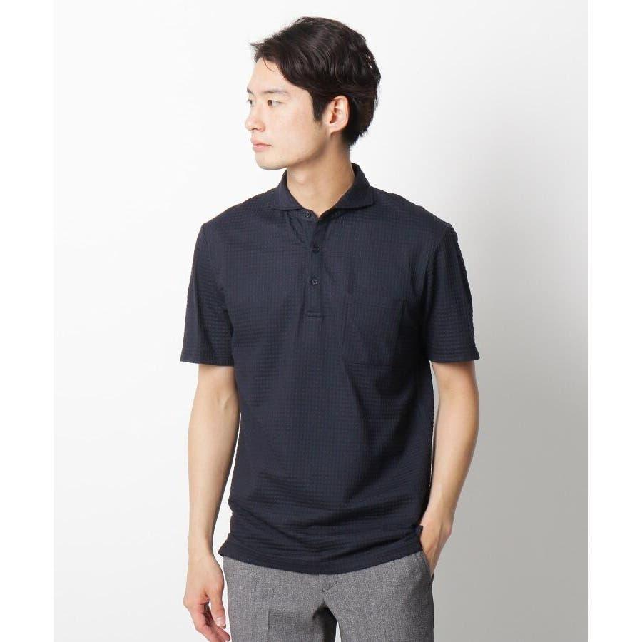 【クールビズ】サッカーポロシャツ 5