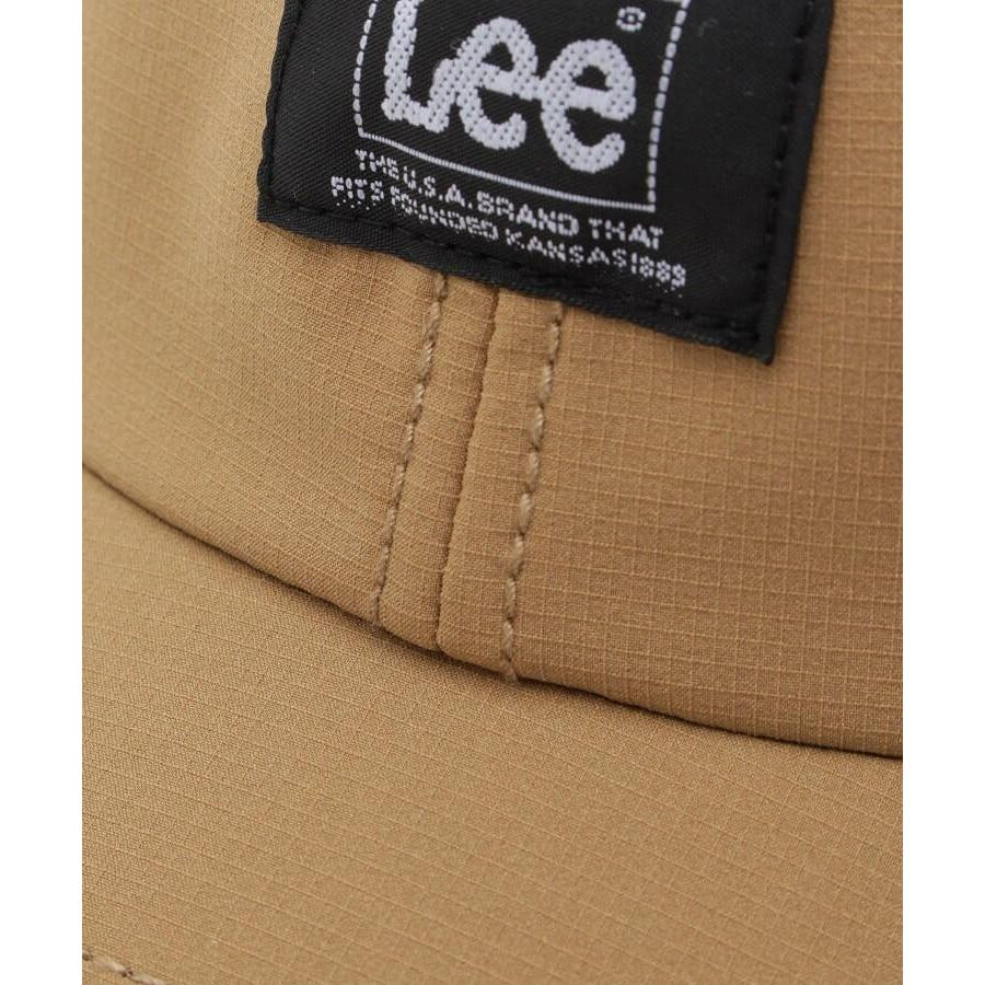 Lee ロゴワッペンキャップ 7
