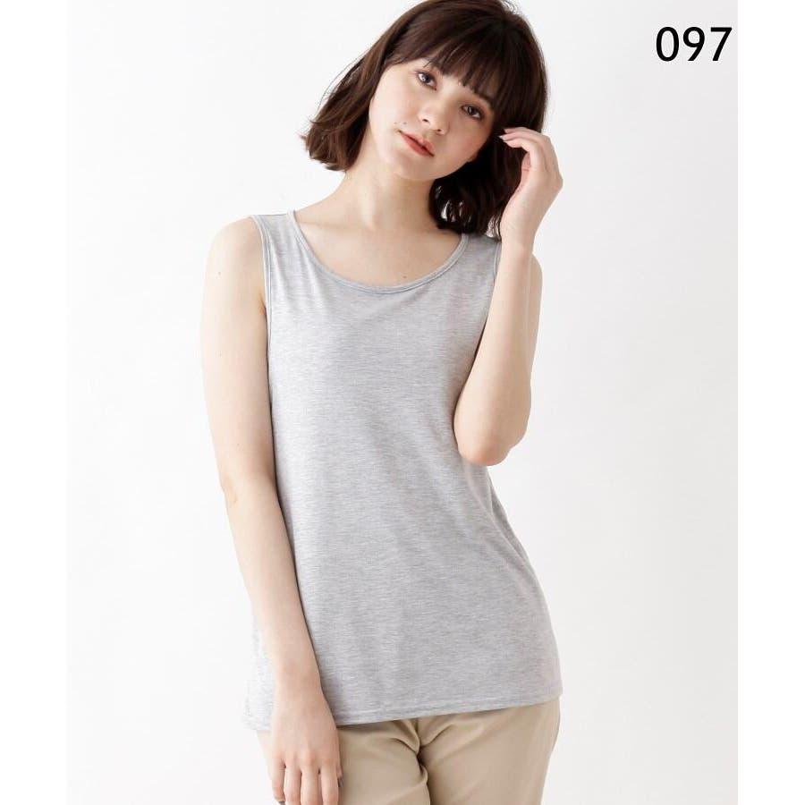 【M-3L/2点セット】シャツ+タンクトップ 4