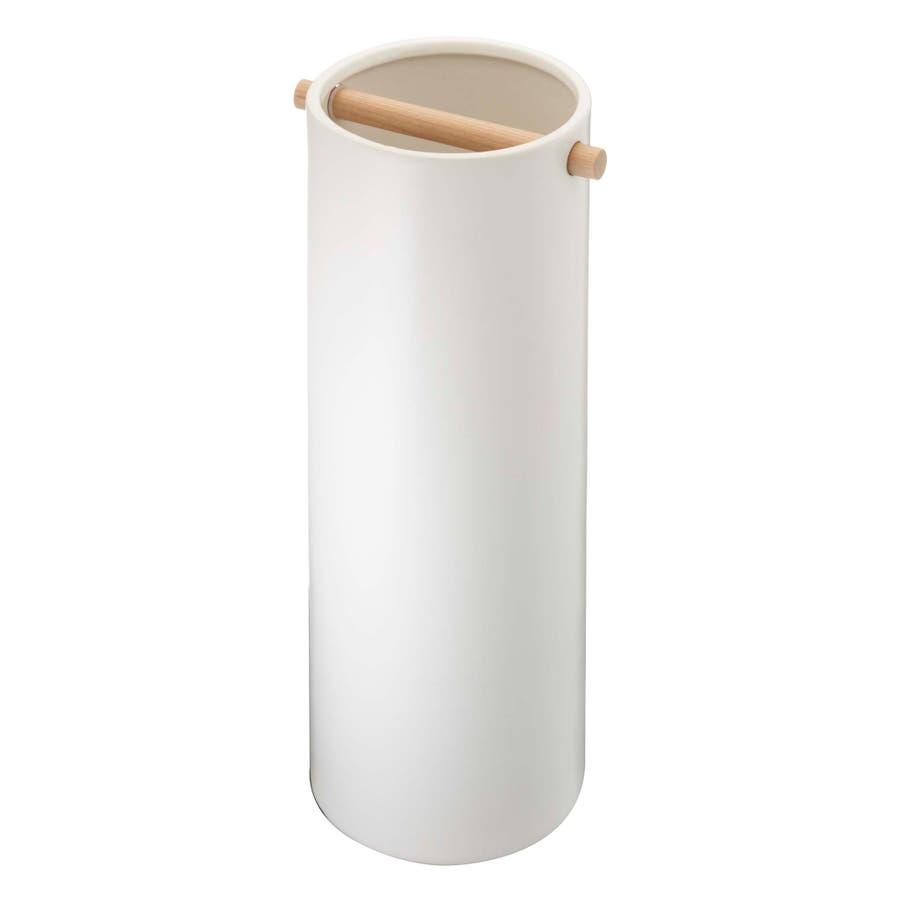 陶器傘立て コモ スリム ホワイト 3