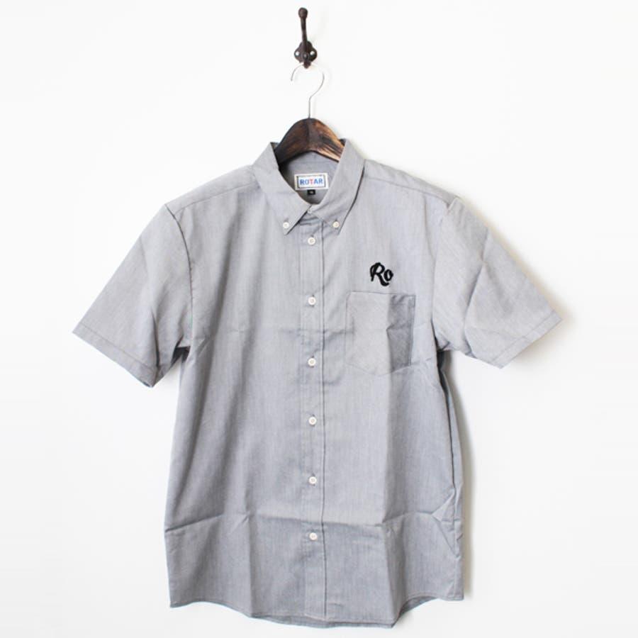 いい感じの雰囲気でした! メンズファッション通販Light Oxford B.D. S S Shirt 同意
