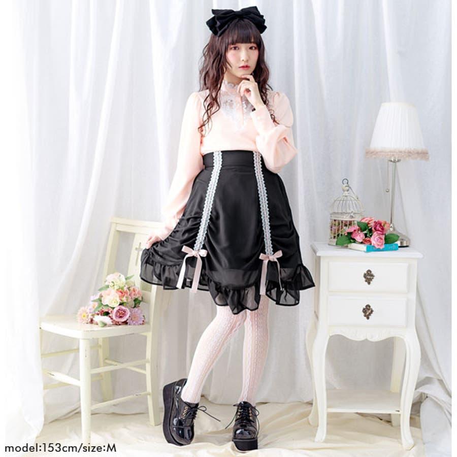 スカート シャーリング カーテン 5