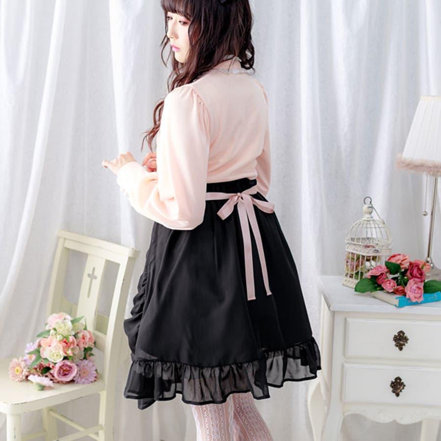 スカート シャーリング カーテン 6
