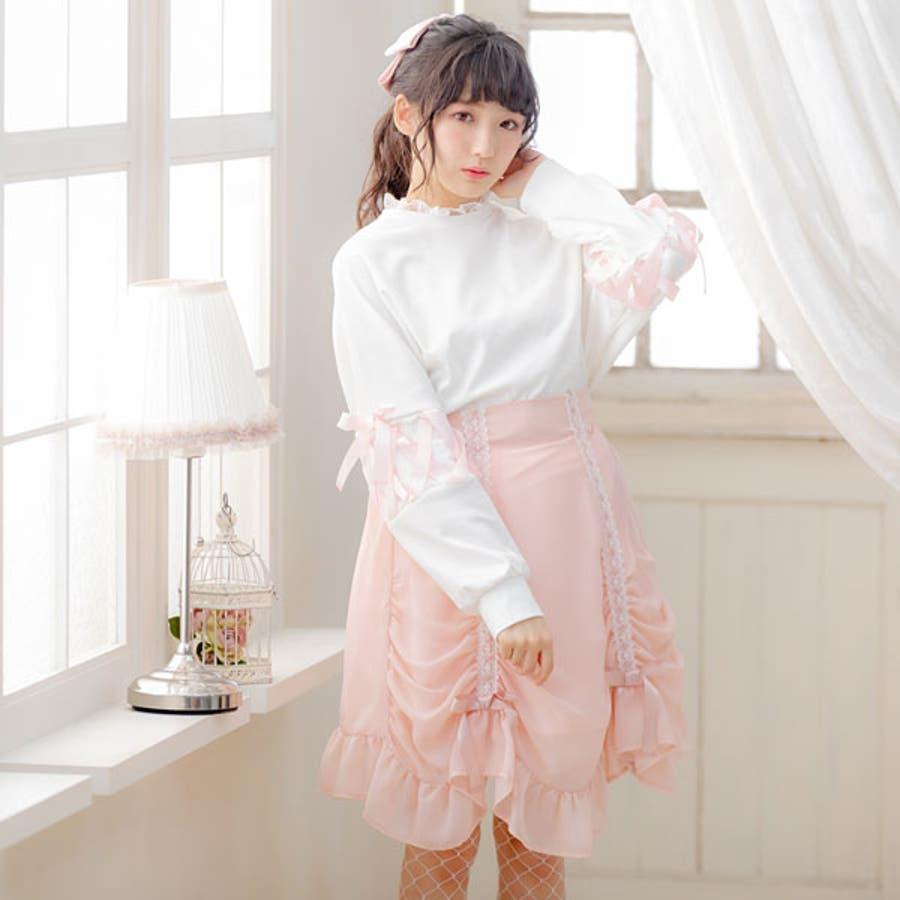 スカート シャーリング カーテン 8