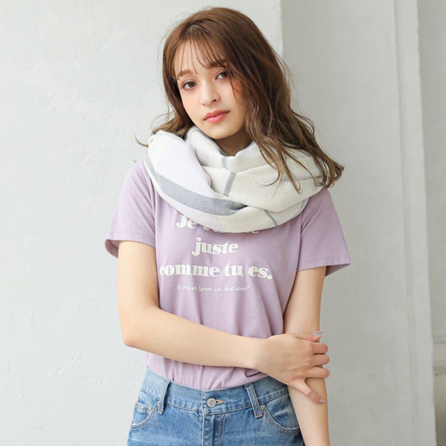 Tシャツ メッセージロゴ 夏 3