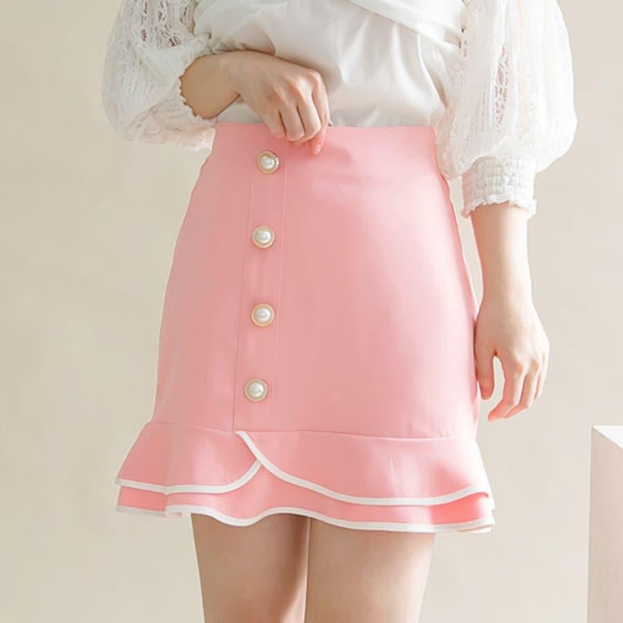 スカート 切り替え パイピング 6