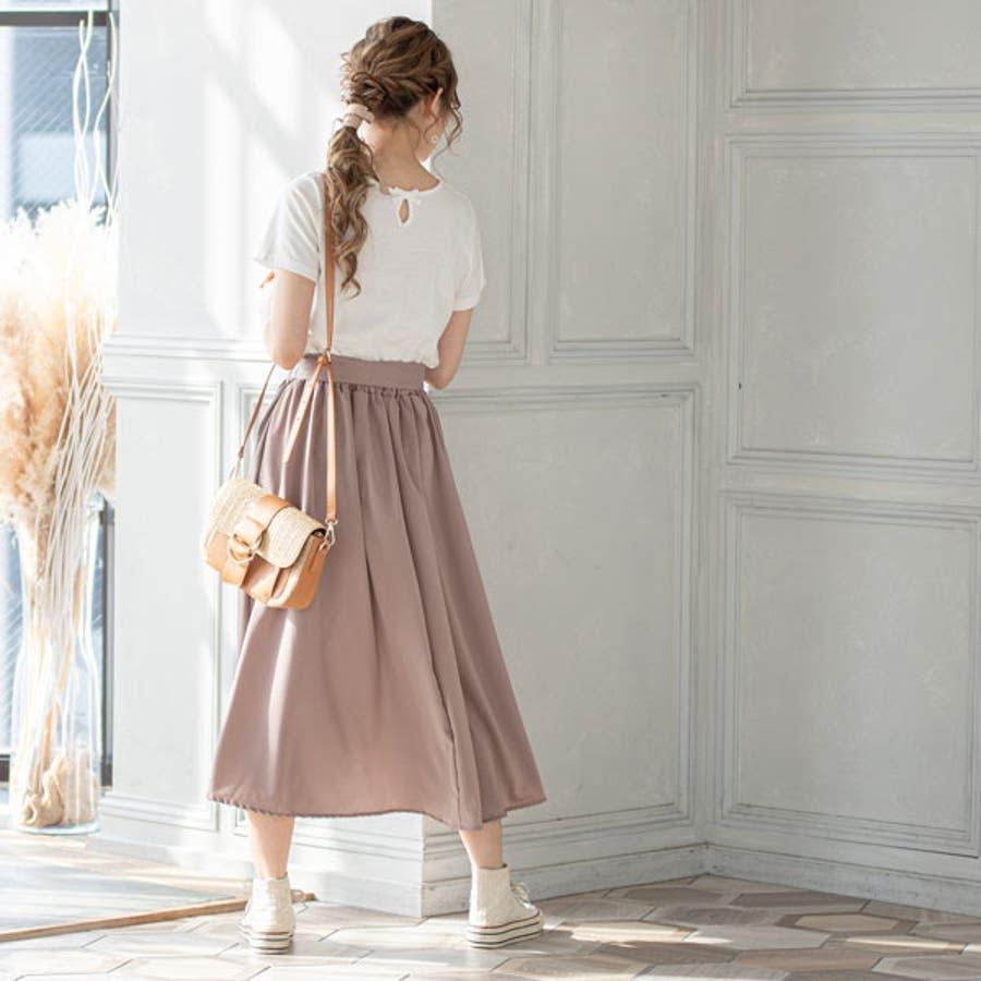 フィッシュテールリボンスカート 韓国 オルチャン 夢展望 6