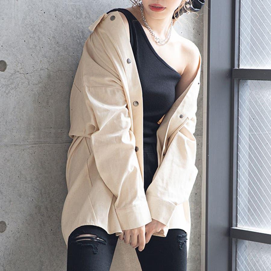 オーバーサイズシャツ 韓国 オルチャン 夢展望 16