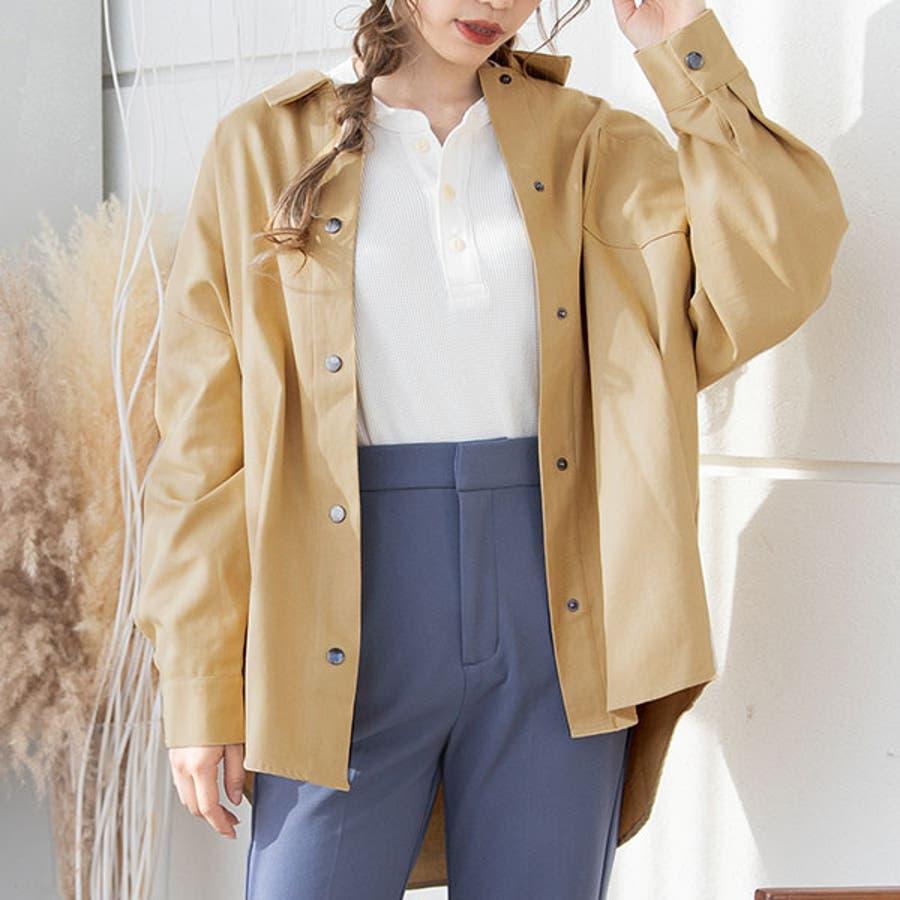 オーバーサイズシャツ 韓国 オルチャン 夢展望 83