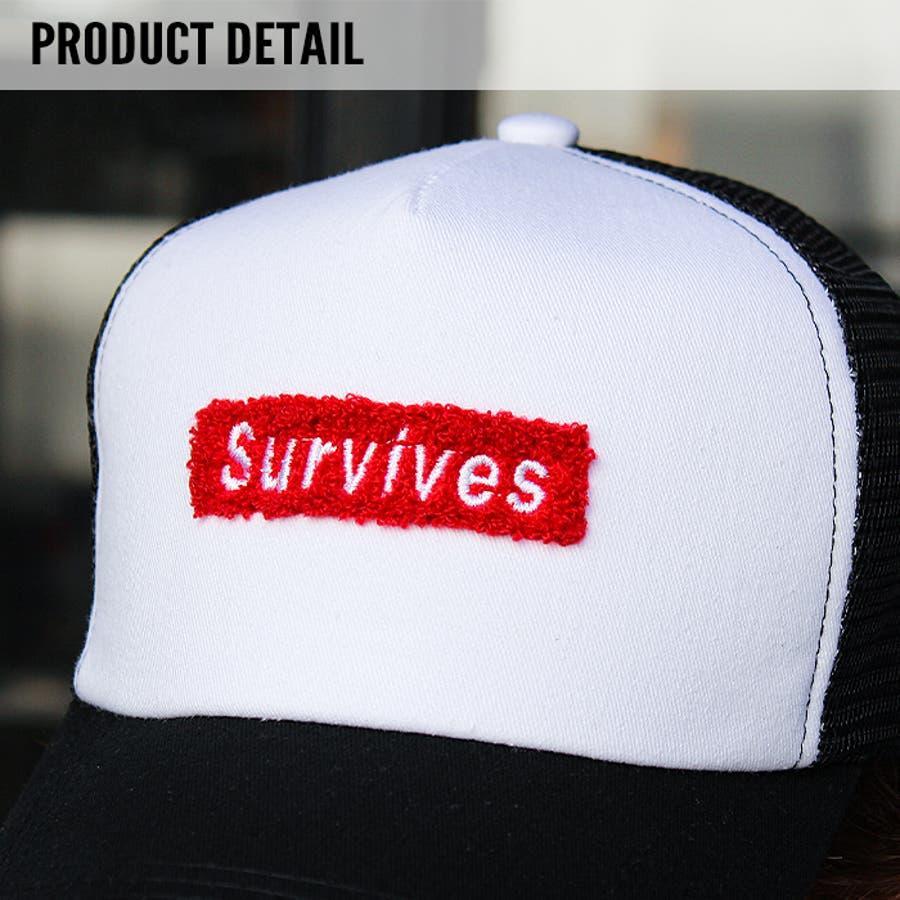 メンズ キャップ ツイルキャップ 帽子 綿100% ワッペン 刺繍 mens CAP アメカジ カジュアル Fサイズフリーサイズサイズ調整可能 紳士 春夏新作「820-45」【MG10】 3