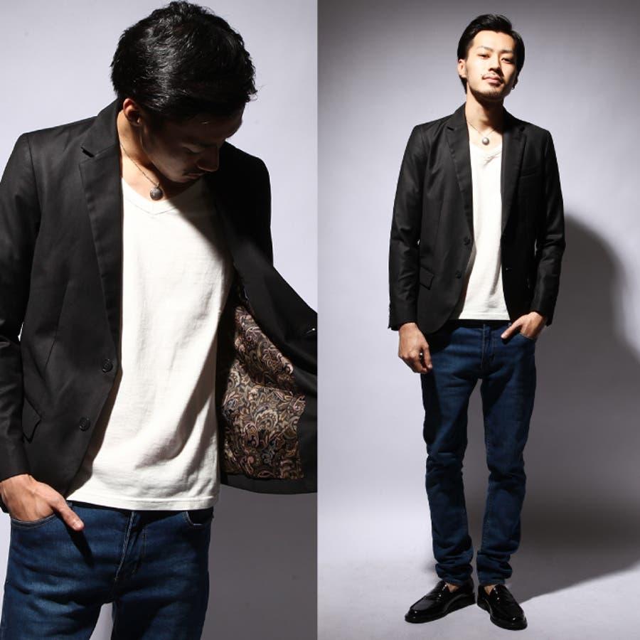 テーラードジャケット メンズ/メンズファッション/長袖 ドレス ジャケット フォーマル スーツ ペイスリーアウター[