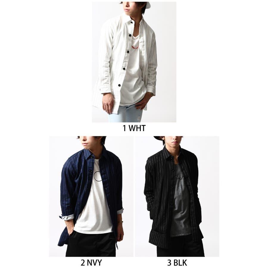 シャツコート メンズ メンズファッション 2