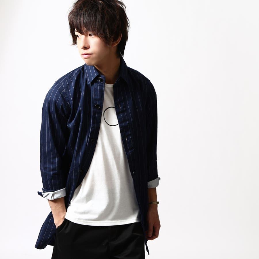 シャツコート メンズ メンズファッション 4
