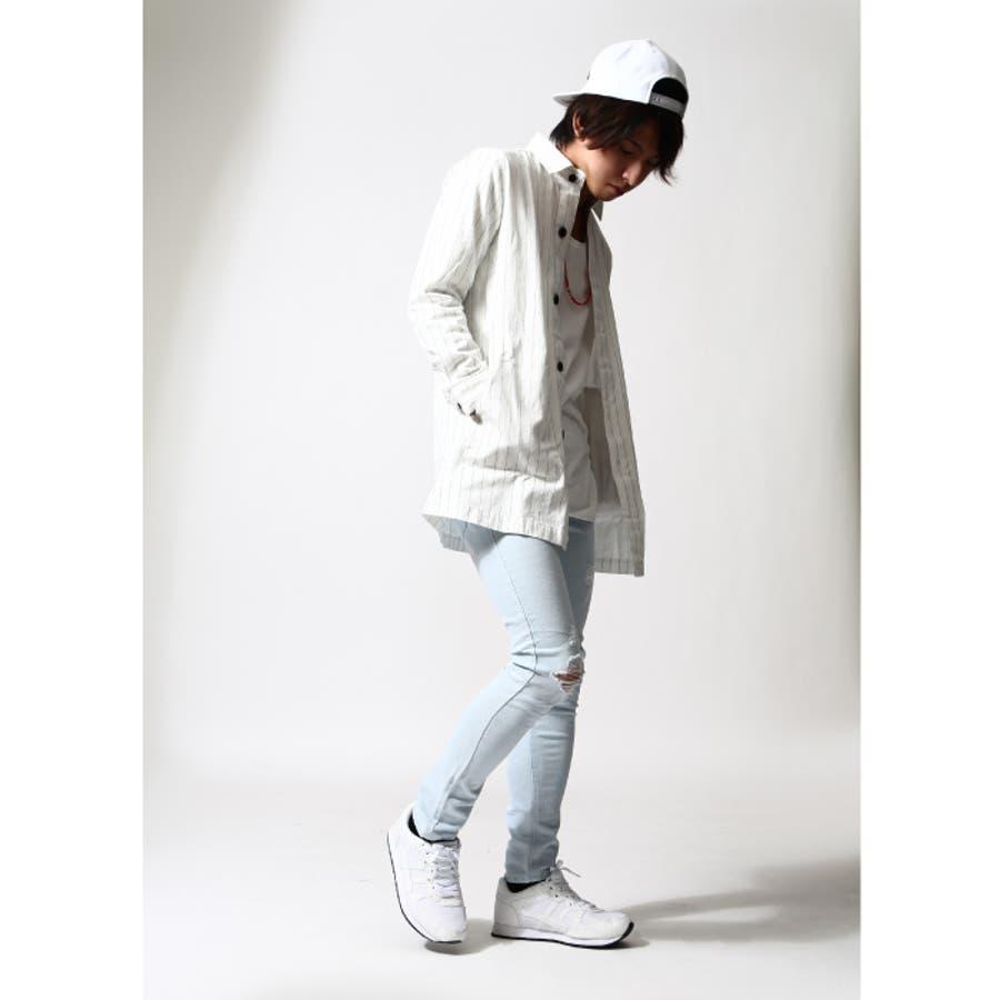 シャツコート メンズ メンズファッション 7
