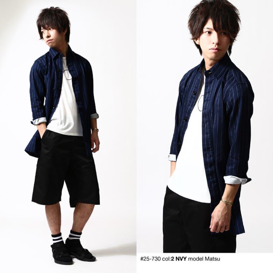 シャツコート メンズ メンズファッション 8