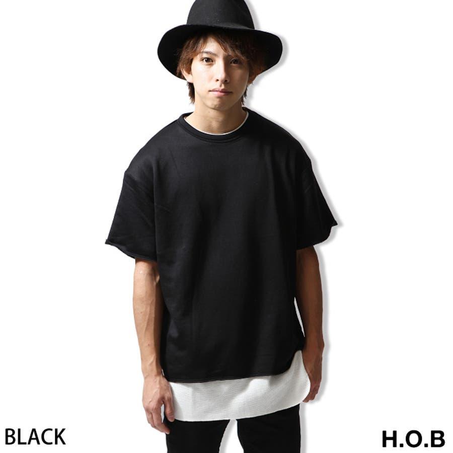 最近一番気に入ってる メンズファッション通販スウェット メンズ メンズファッション 夏 夏服 夏物 Tシャツ カットソー クルーネック 無地 ビッグT ビッグシルエット 半袖トレーナー オーバーサイズ カットオフ 裏毛  zip-cs  h1-64091 提携