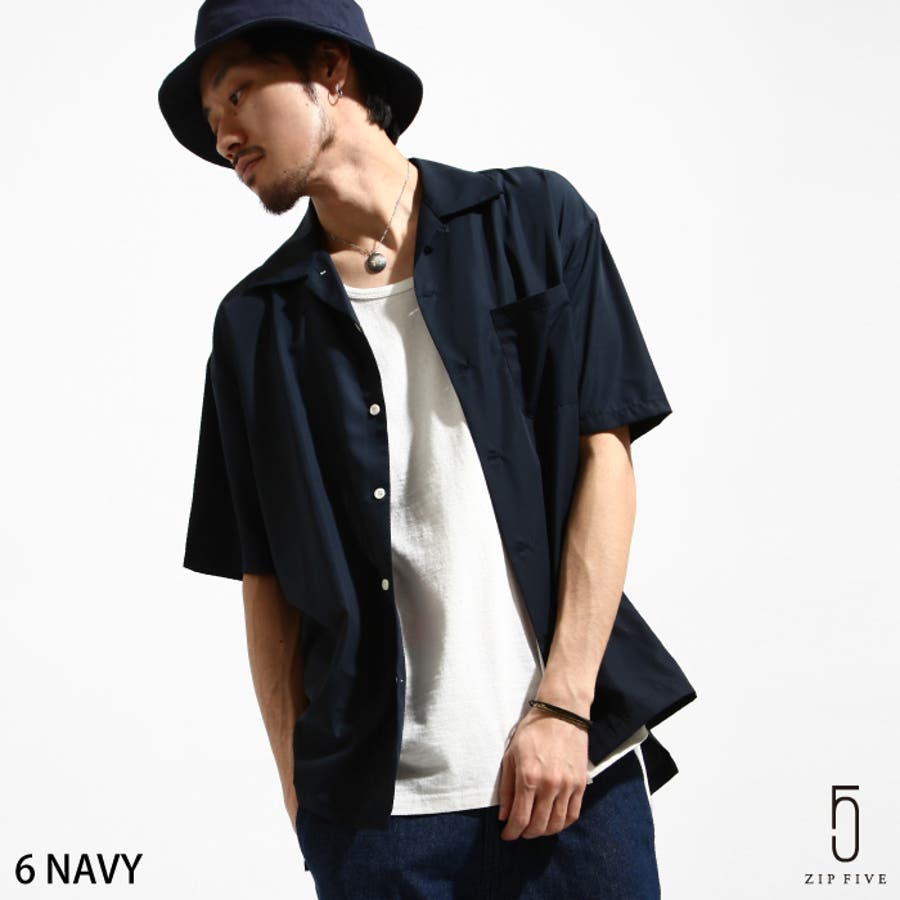 ボウリングシャツ メンズ/メンズファッション/夏 夏服 夏物 カジュアルシャツ シャツ 半袖 オープンカラー