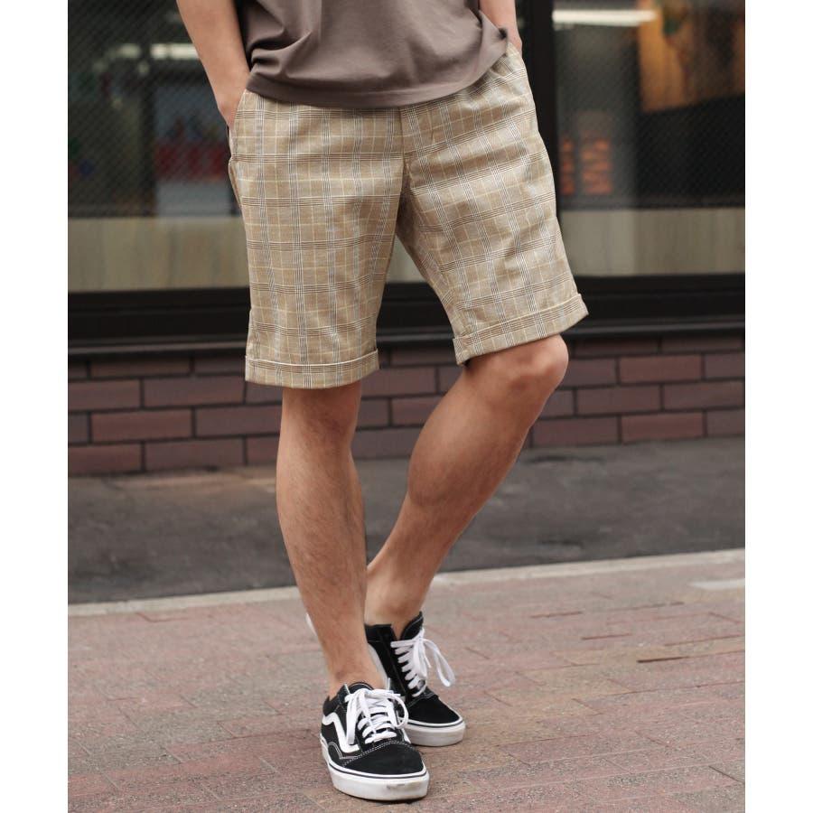 #ショートパンツ メンズ ハーフパンツ 46