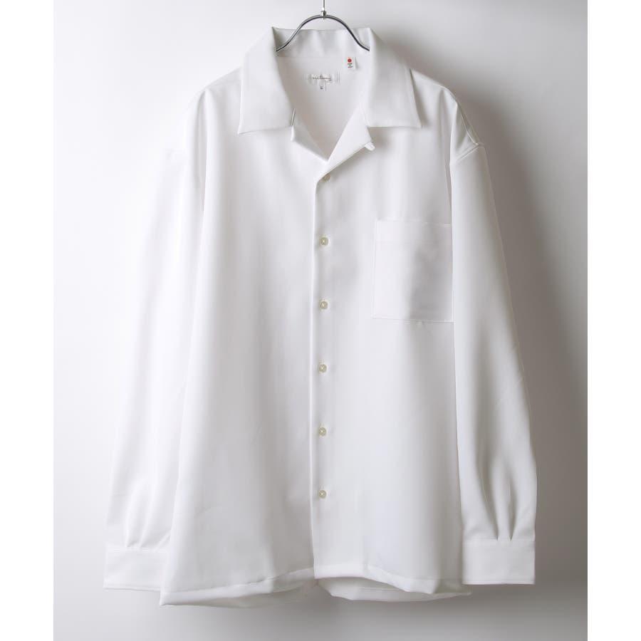 Nilway ニルウェイ シャツ カジュアルシャツ オープンカラー 日本製 国産 メンズ 夏 夏物 夏服春服【20-ss-092】 16