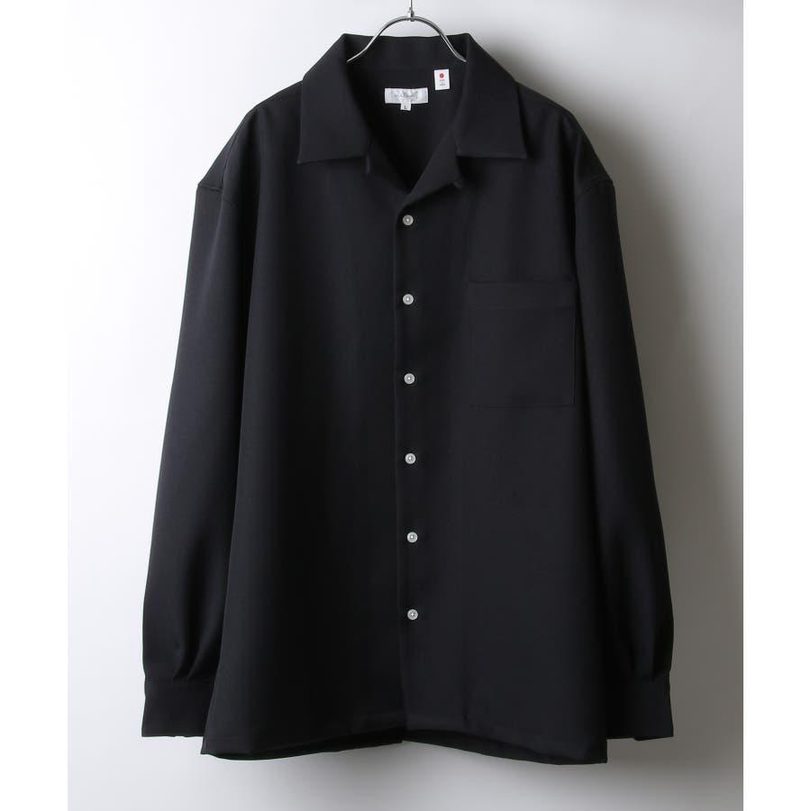 Nilway ニルウェイ シャツ カジュアルシャツ オープンカラー 日本製 国産 メンズ 夏 夏物 夏服春服【20-ss-092】 21
