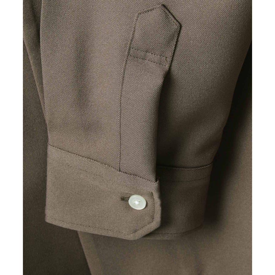 Nilway ニルウェイ シャツ カジュアルシャツ オープンカラー 日本製 国産 メンズ 夏 夏物 夏服春服【20-ss-092】 9