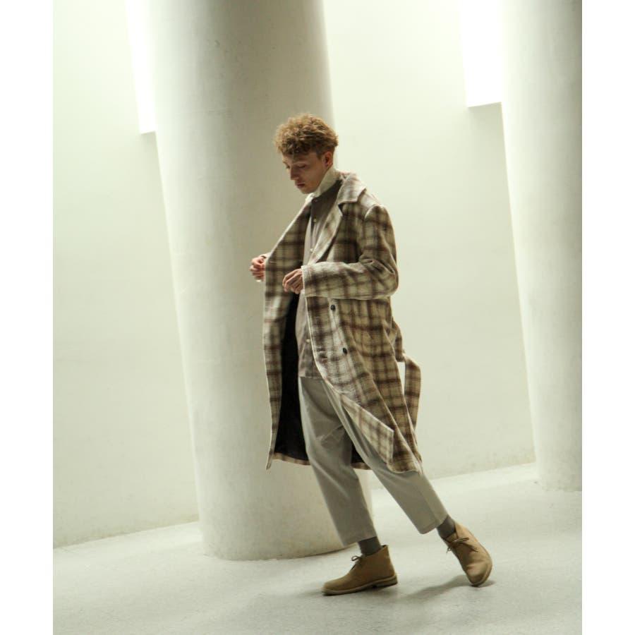 強撚スムースサルエルパンツ【69411】 5