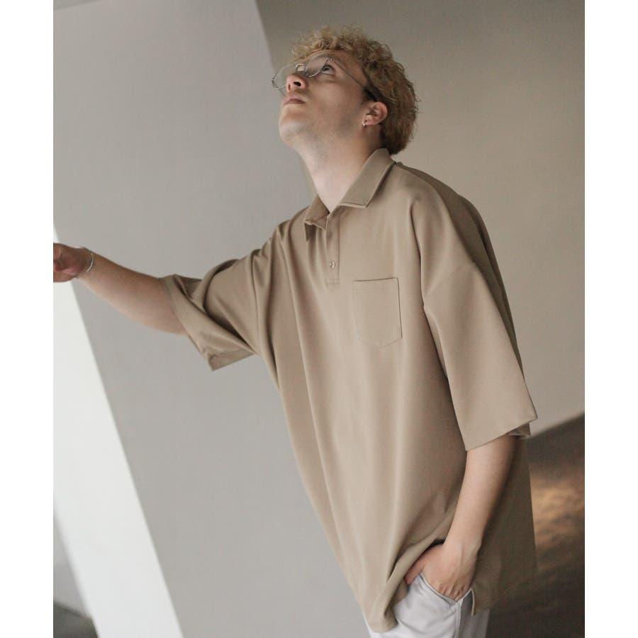 梨地ビッグポロシャツ【bln1903】 41
